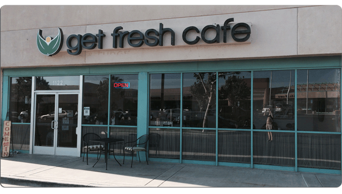 Get Fresh Cafe - Lancaster, CA
